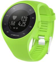 Polar M200 klokkereim laget av silikon - Lys grønn