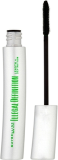 Maybelline Illegal Length + Definition Mascara Glossy Black 7,1 ml
