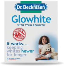 Dr. Beckmann Glowhite Stain Remover 3 x 40 g