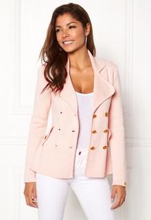 Chiara Forthi Chiara Heavy Knit Blazer Light pink XS (EU32/34)