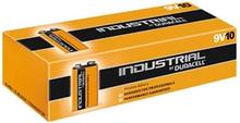 Duracell INDUSTRIAL MN1604/9V Block Akku 10-pakkaus
