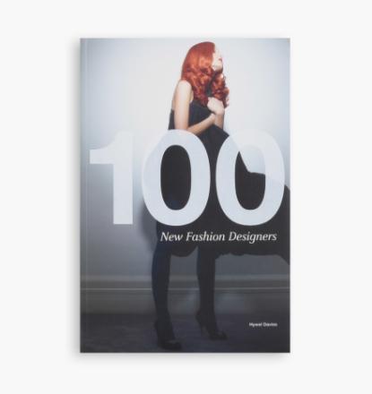 Books - 100 New Fashion Designers - Hvit - ONE SIZE