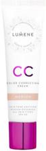 Lumene CC Color Correcting Cream SPF 20 Foundation Medium