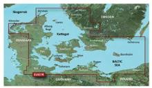 Danmark Öst - Sverige Sydöst Garmin HXEU021R - BlueChart g2 mSD/SD