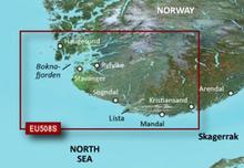 Oslo-Mandal-Smogen Garmin VEU507S - BlueChart g2 Vision mSD/SD