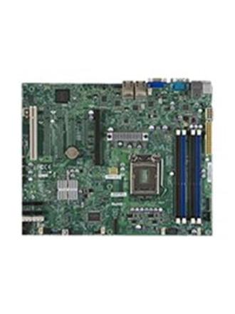 X9SCI-LN4F Bundkort - Intel C204 - Intel LGA1155 socket - DDR3 RAM - ATX