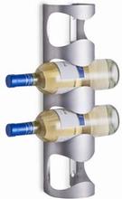 Vinreol til væg - stål