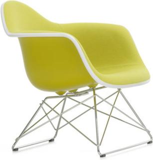 Eames Plastic Armchair - LAR Framsidesklädd