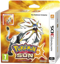 Pokémon Sun: Fan Edition - 3DS - RPG