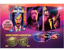 John Wick: Chapter 3 – Parabellum Zavvi Exclusive 4K Ultra HD Steelbook (Includes Exclusive Adjudicator Coin and Slipcase)