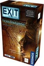 Exit: Faraos Gravkammer - Escape Room Game (Danish)