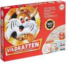 Educa - Vildkatten 400 app version (016439)