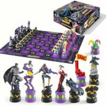 DC Comics The Dark Knight Batman Schachset