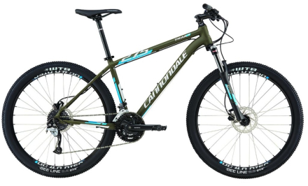 Cannondale Trail 5 27.5 - KAMPAGNE