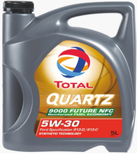 Motorolja TOTAL 5W30 QUARTZ 9000 FUTURE NFC 4L