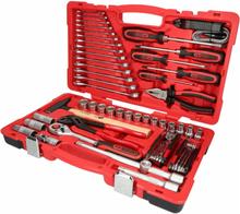 KS Tools Universell verktygssats 47 delar 1/2