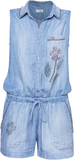 True Religion Overall / Jumpsuit denim blue