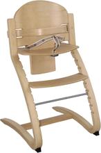 roba Evolutionär barnstol Move Up med steg beige