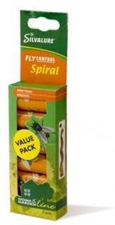 Flugfälla: Spiralen (6 Pack)
