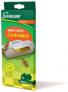 Kackerlacksfälla (3 pack)