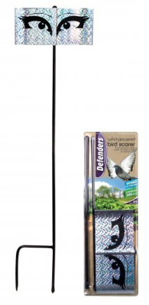 Roterande fågelskrämma