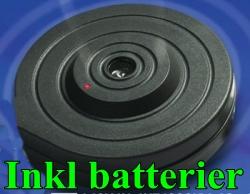 Rått- och Musskrämma: Batteri (ingår)