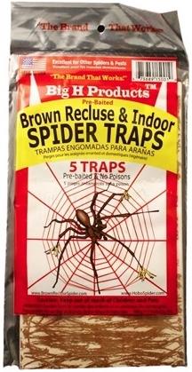 Fälla för spindel