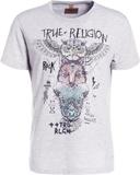 True Religion TOTEM Tshirt med tryck dark marl