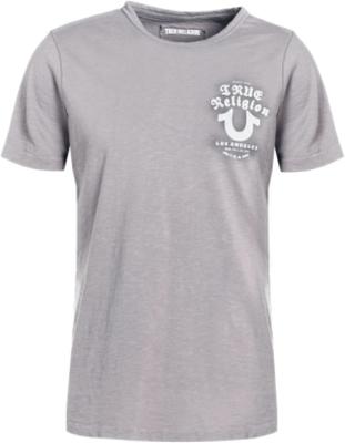 True Religion Tshirt med tryck castlerock