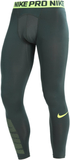 Nike Performance PRO Tights vintage green