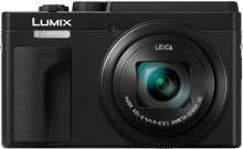 Panasonic Lumix DMC TZ95 Digitalkameras - Schwarz (International Ver.)