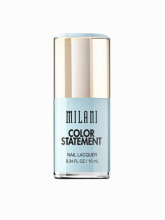Neglelakk - Mint Milani Color Statement Nail Lacquer