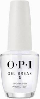 OPI Gel Break Protector Bas-/Topplack Transparent