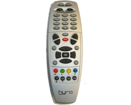 Digital Multimedia Nordic Hyro Remote - 9900 Combo HD (3039FJH)