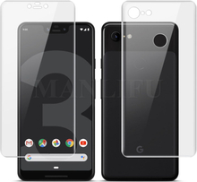 6D Soft Hydrogel Silicone TPU Film For Google Pixel 2XL 3 XL Screen Protector Protective Hydrogel Film For Google Pixel 2 3 3a