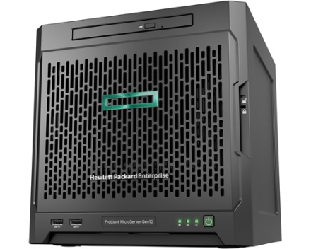 HPE ProLiant MicroServer Gen10 Performance Opteron Quad-Core 8GB (P03698-421)