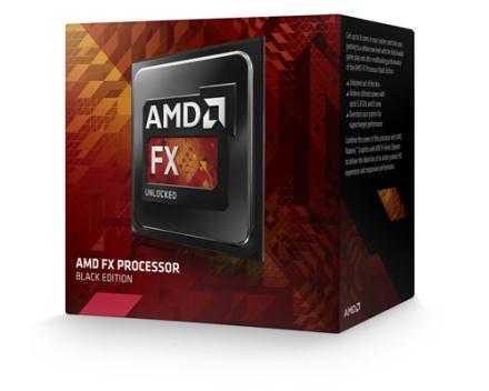 AMD Black Edition FX 8320E 3.2GHz Socket AM3+ (FD832EWMHKBOX)