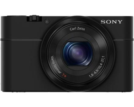 Sony Cyber-shot DSC-RX100 Sort (DSCRX100.CEE8)