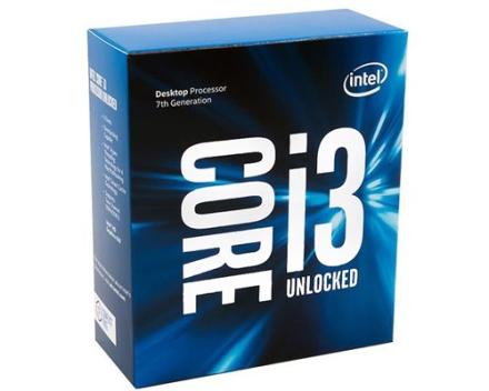 Intel Core i3 7350K No Fan 4.2GHz LGA1151 Socket (BX80677I37350K)