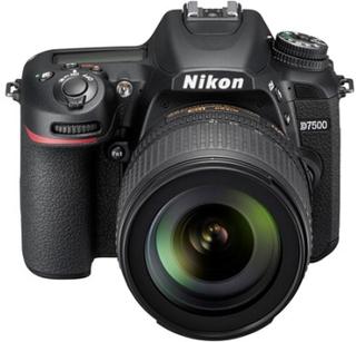 Nikon D7500 + AF-S 18-105/3,5-5,6 VR (VBA510K001)