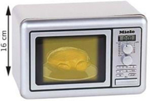 Miele Microwave Oven w. LED dispplay + sound - 9492