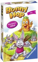 Bunny Hop Rabbits race