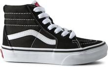 Vans J Uy Sk8-hi Tennarit BLACK/TRUE WHITE