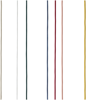 Stoffledning i Meter Grey Beige - &tradition