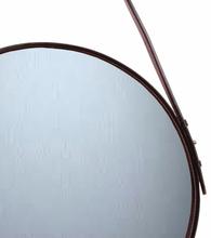 Ørskov peili ruskea Ø 50 cm