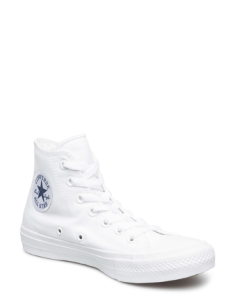 Ct Ii Hi White/White/Navy