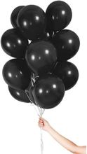 Ballonger 30-pk. Svart