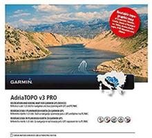 Balkanländerna AdriaTOPO v3 PRO Garmin microSD™/SD™-kort