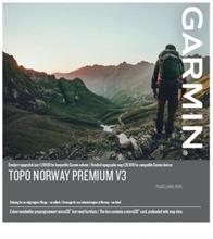 TOPO Norge Premium v3, Region 1 – Sorvest Garmin microSD™/SD™ card