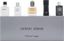 Giorgio Armani The Men's Collection Miniature Gift Set - 5 Pieces
